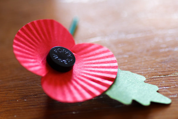 100 years since the end of World War One – The Significance of Remembrance Day