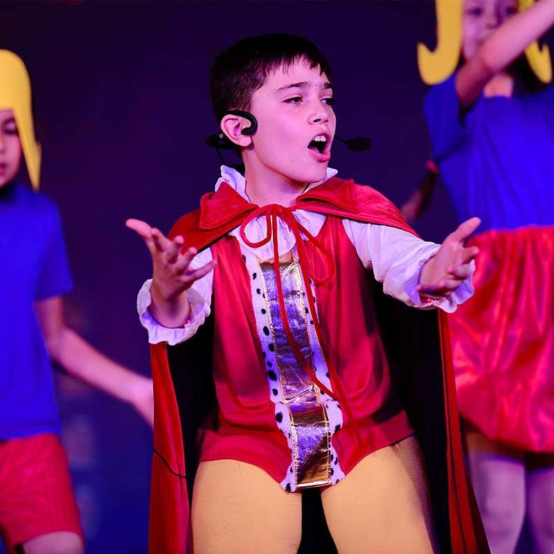 Regent International School musical